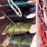 Green Thread and Needles