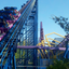 coasterworld:  Batman at Six Flags New England