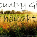 CountryGirlThoughts