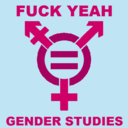 This is a picture of Fuck Yeah, Gender Studies!