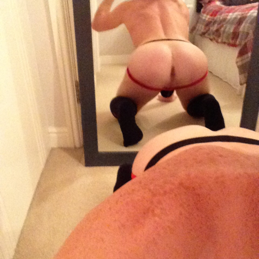 scallyboi123:  Time to lick the mirror clean  Thick cock!