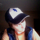 This is a picture of Ask Dipper Pines!