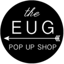 the EUG pop up shop