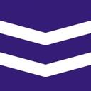 violet-chevron