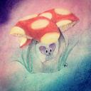 ghostlymushroomtea