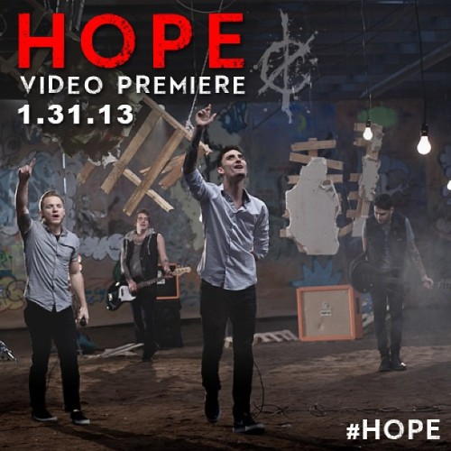 ericjchoi6:  5 days till we release our music video for #hope