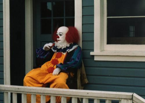 irockirockirock:  Stephen King's IT Behind the Scenes