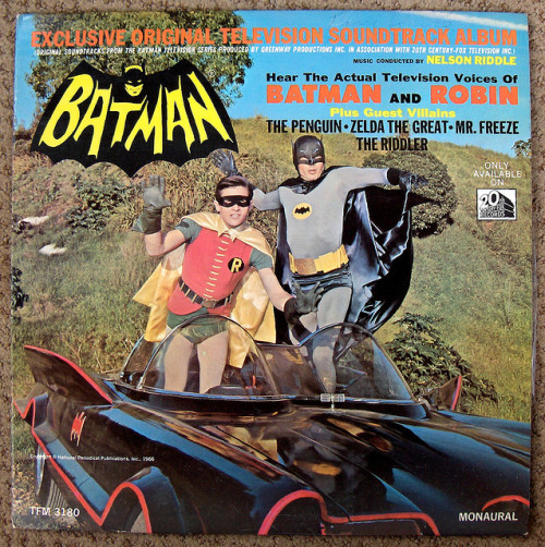 Batman TV Soundtrack (1966)