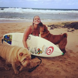 surf4living:  aww beth