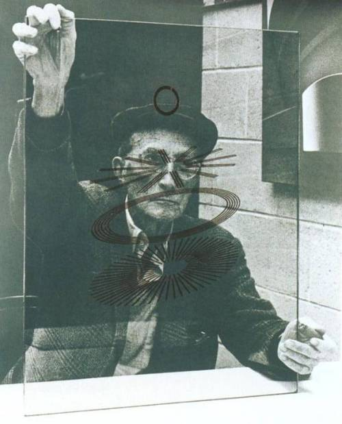 theartistsmanifesto:  Marcel Duchamp (1967) by Richard Hamilton