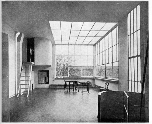 OZENFANT HOUSE by LE CORBUSIER