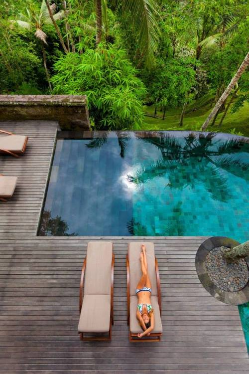 theblackworkshop:  Como Shambhala Estate Resort Bali_Indonesia Via:Conde Nast Traveller