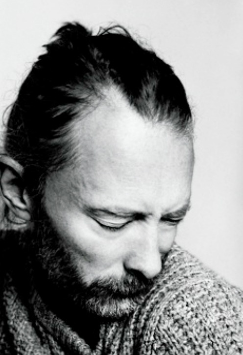 LOVE this beautiful picture of Thom Yorke.