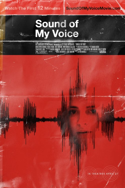 "#136 Sound of My Voice (2012) Dir. Zal Batmanglij  Following the one-two sucker punch of this film and Another Earth around festivals last year, Brit Marling seems to be the current face of indie-cinema. I haven't seen Another Earth (yet) so I went into this one pretty blind and came out with my vision restored. This is a terrific little movie. The kind of movie you look at and think ""man I need to make a film like that!"" It looks so effortless and easy. It's a simple tale full of eerie silences and suspense that dips it's toes into so many genres and sub-genres over it's brief running time. It goes for questions rather than answers and the finale beautifully jarring and ambiguous. As for Marling she is a captivating and enchanting screen presence as well as a very gifted writer. Consider me a fan. Great stuff."