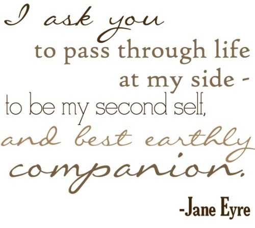 crystillinestructures:  I love Jane Eyre.  Forever