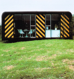 b22-design:  Pierre Botschi and Derek Walker House for Milton Keynes - 1977