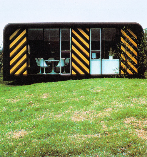 Pierre Botschi and Derek Walker, House for Milton Keynes, 1977