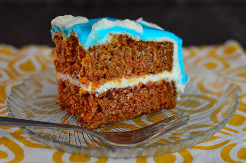 carrot cake by The Red Spoon on Flickr.