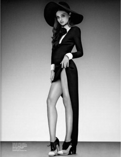 gonsr:  Miranda Kerr for Jalouse Magazine (Feb 2013)