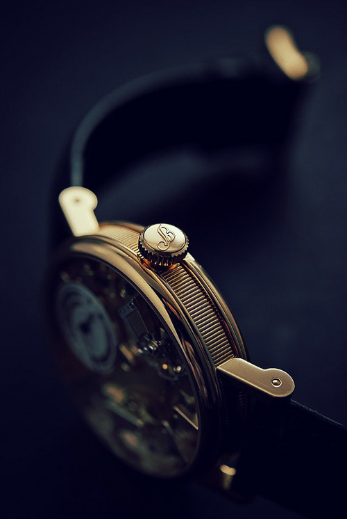theluxurious-lifestyle:  Breguet La Tradition
