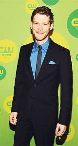 The Vampire Diaries cast at the The CW Upfronts  (May 16, 2013)