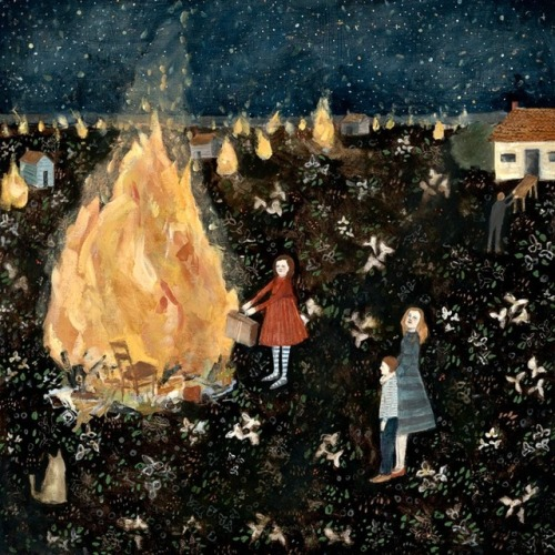 "windypoplarsroom:  Amanda Blake ""The Sacrificed Everithing to the Stars"""