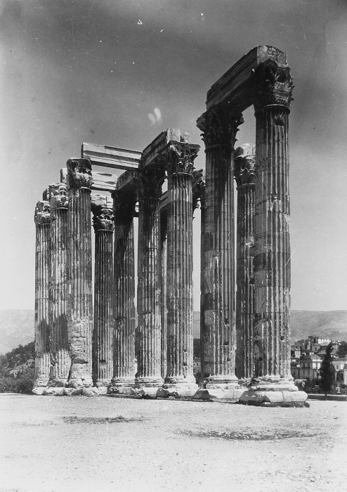 ughpsh:  Temple of Jupiter Olympius