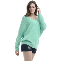 Doublju Womens Pullover with Relaxed Fit and Dolman Sleeve   (see more pullover sweaters)