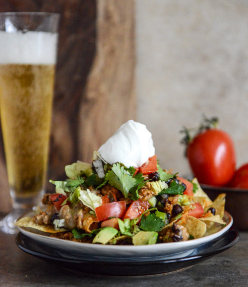 20-minute turkey nachos: recipe here