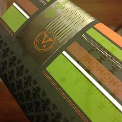 The packaging for this Verve  Coffee is out of control. Just gorgeous.