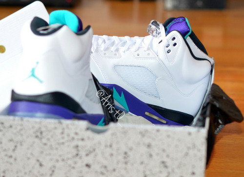 sneakerphotogrvphy:  Grape 5 by Hi My Name Is Jay. on Flickr.