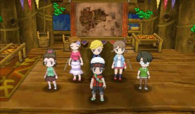 rankohata:  Secret Bases in Pokemon Omega Ruby and Alpha Sapphire!