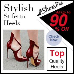 Shoespie Stiletto Heel Shoes