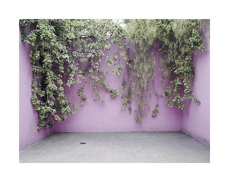 Luisa Lambri Untitled (Barragan House, #03A) 2005 Laserchrome print 33 X 41 3/4 inches (83.7 X 106 cm)