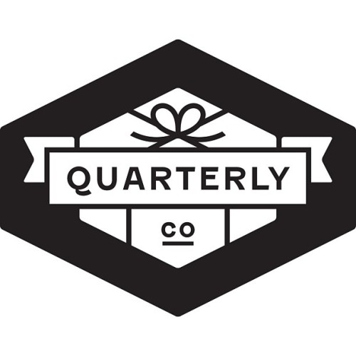 Do you know about the Quarterly? If you don't, you should! We are curating our first installment and only 1 wk left to sign up. Find out more info at quarterly.co/contributors/Poketo (at quarterly.co/contributors/poketo)
