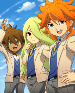 inazumahero:  source