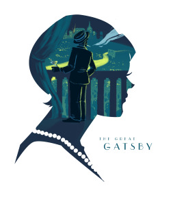 gatsbymovie:  Entry by: colleeb http://gatsbymovie.tumblr.com/fanartchallenge  Hey cool! The Gatsby Movie tumblr posted my submission! New art coming soon guys, thank you all for being so supportive and patient!