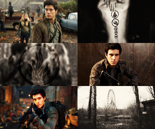 Drew Roy for Tobias Eaton.