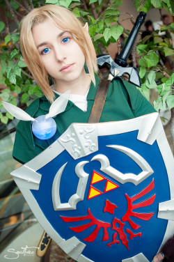 hylianhero:  Link at PAX East