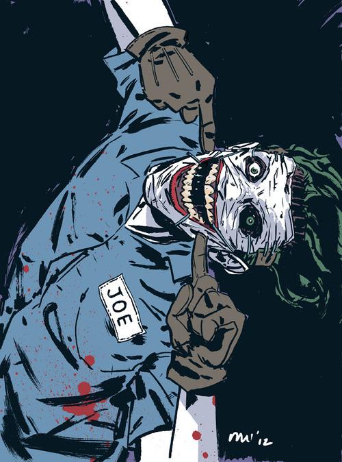 batman the joker dc joker comics dc comics the batman Death of the Family