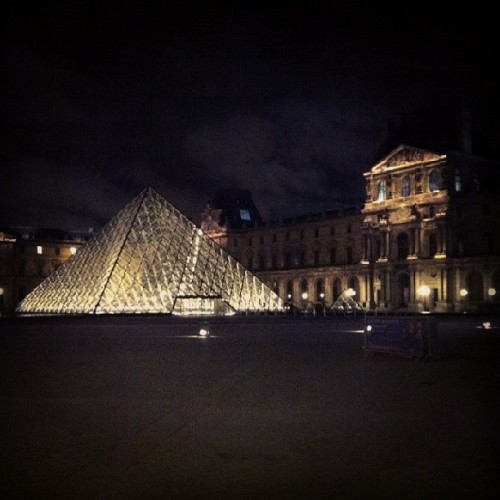 2011, not enough time spent in there. #museedulouvre #louvre #museum #paris #france
