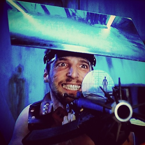 This guy should have won an Oscar for his performance in The Fifth Element.