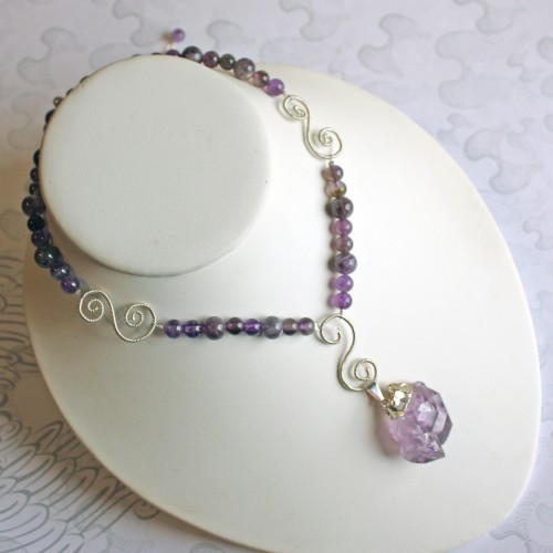 amethyst jewelry dbvictoria february birthstone