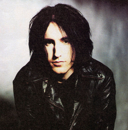 onthisday-classicrock:  MAY 17 Happy Birthday to Trent Reznor!
