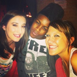 #tbt hookah lounge with these bitches @trishsettii && @amelialeigh143 #goodtimes
