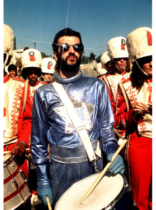 zombiesenelghetto:  Ringo Starr by James Fortune, 1976
