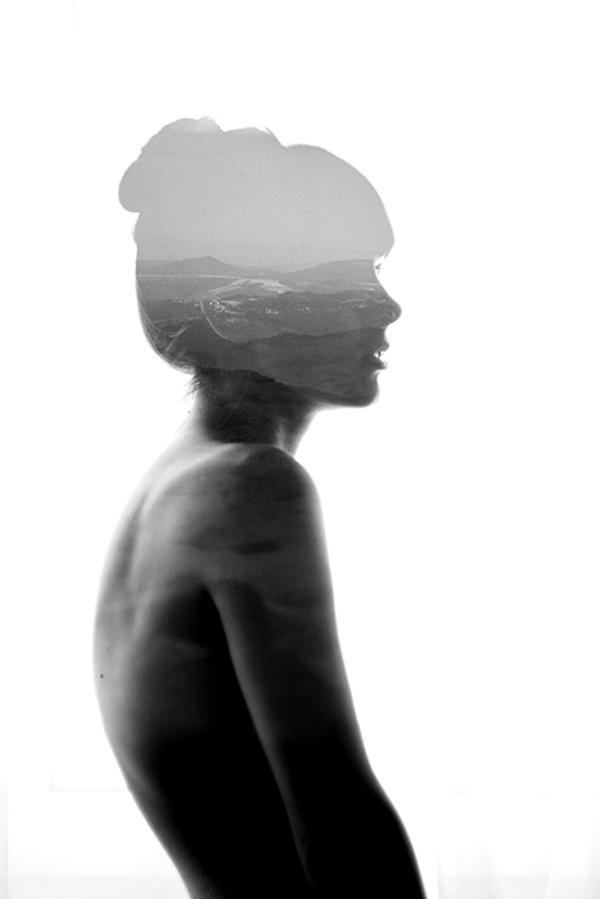 (via Aneta Ivanova Multi Exposure Photography |)