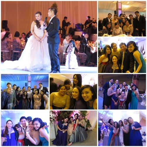 121812 Reyes-Natividad Reception :) #destinationwedding #BaguioCity #CampJohnHay #party #drinks #extremelycoldweather #goodtimes