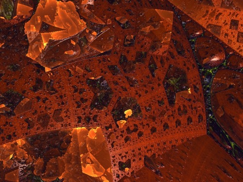 Fractals of the Week: Shattered WorldsHere are a few of my favorites from this and the previous week. I've been experimenting with…View Post