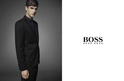 James Smith for Hugo Boss (May 13)